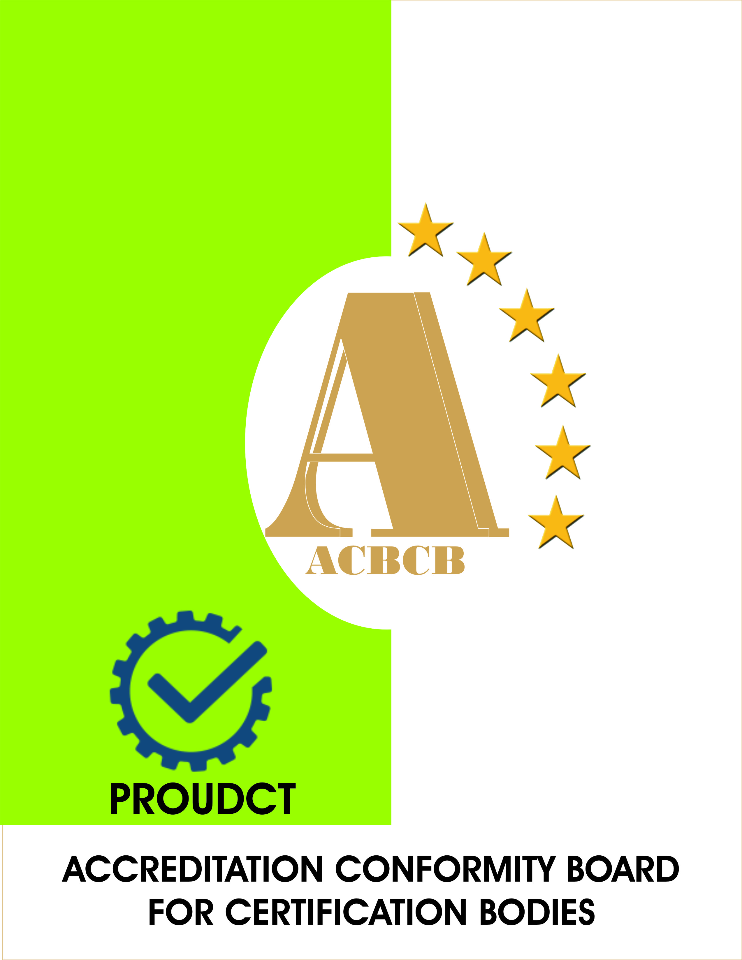 ACBCB PRODUCT CERTIFICATION